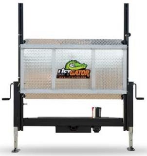 LIFTGATOR XTR, 1200LB. CAPACITY REMOVABLE LIFTGATE